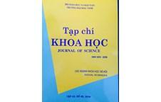 Tổng mục lục Tạp chí Khoa học, Tập 39, số *A-2010