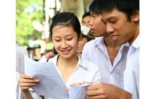 Điểm chuẩn tuyển sinh đại học hệ chính quy đợt 1 năm 2015