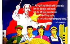 Công dân với Tổ quốc - 1 trong 4 môn học bắt buộc của chương trình THPT mới, cơ hội của các bạn khi vào học tập tại Khoa Giáo dục chính trị