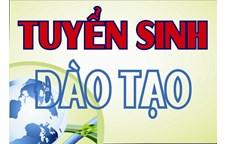 Thông báo tuyển sinh đại học từ xa, lớp học tại TP Hồ Chí Minh
