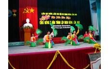 Hội diễn văn nghệ chào mừng 7 năm thành lập khoa Nông Lâm Ngư