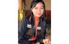 Lê Thị Cẩm Vân - 48B QTKD, khoa Kinh tế, giải Nhì toàn quốc cuộc thi