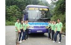 Chi đoàn 48B2 Du lịch tổ chức chuyến du lịch thực tế chuyên ngành