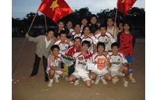 LCH SV khoa Sinh tổ chức thành công Giải bóng đá mini nam năm 2009