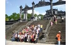 Sinh viên khóa 48 khoa Luật kết thúc chuyến đi thực tế tại Huế - Đà Nẵng – Quảng Nam