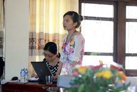 Hội nghị Sinh viên nghiên cứu khoa học Khoa Sinh học, năm học 2013 – 2014
