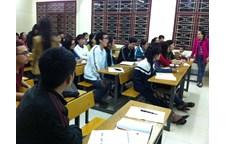 Câu lạc bộ dạy học Toán bằng Tiếng Anh