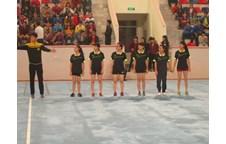 LCĐ Khoa SP Toán học tham gia giải bóng chuyền Nam Nữ của Trường ĐH Vinh