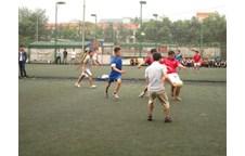 Giải bóng đá mini nam sinh viên khoa SP Toán học năm 2015