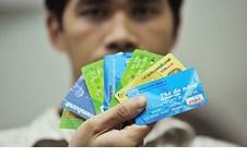 Thông báo trả thẻ ATM
