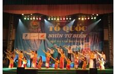 Tin hoạt động của đội tuyển Nghiệp vụ sư phạm - Văn nghệ - Thể dục thể thao tham dự thi hội thi toàn quốc