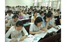 Kế hoạch kiểm tra Thực tập cuối khóa năm học 2013 – 2014