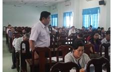 Quy định chức năng, nhiệm vụ của Cố vấn học tập cho sinh viên hệ chính quy tại Trường Đại học Vinh