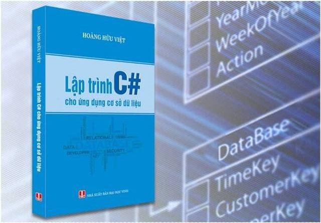 Giáo trình: Lập trình C# cho ứng dụng cơ sở dữ liệu