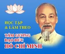 """Hướng dẫn học tập chuyên đề năm 2015 """"Học tập và làm theo tấm gương đạo đức Hồ Chí Minh về trung thực, trách nhiệm; gắn bó với nhân dân; đoàn kết, xây dựng Đảng trong sạch, vững mạnh"""""""