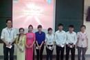 Hội nghị Sinh viên nghiên cứu khoa học khoa Địa lý - Quản lý Tài nguyên năm học 2013 - 2014