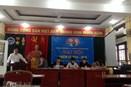 Đại hội Chi bộ Khoa Địa lí - Quản lí Tài nguyên nhiệm kỳ 2013-2015