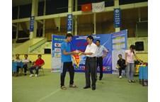 Tin hoạt động và thành tích thi đấu của đội tuyển bóng chuyền nam và nữ khoa GDCT