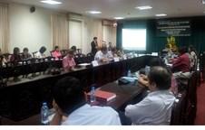 Thông báo lịch bảo vệ luận án tiến sĩ cấp trường của NCS Lê Văn Đoài.