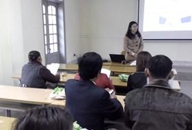 Tập huấn quy trình sản xuất Lạc đạt năng suất cao cho nông dân xóm 3, xã Nghi Phong, Nghi Lộc, Nghệ An