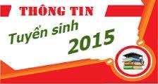 Khoa Nông Lâm Ngư Thông báo về việc xét tuyển vào đại học chính quy năm 2015 (nguyện vọng I)