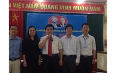 Đại hội Đảng bộ bộ phận khoa Sư phạm Toán học nhiệm kì 2015 - 2020