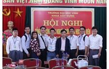 Tổng kết công tác sinh viên NCKH năm học 2014 - 2015