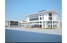 Hội thi thiết kế mô hình nhà khoa Xây dựng năm 2012