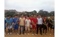 """Giải """"bóng đá sinh viên K52 – K53"""" chào mừng ngày nhà giáo Việt Nam 20 - 11"""