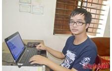 Phạm Anh Tú: Thủ khoa của ĐH Bách khoa Hà Nội với 29 điểm - Tân thủ khoa nghèo với đam mê công nghệ thông tin