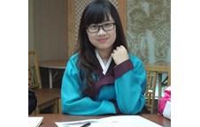 Nguyễn Ngọc Trâm: Từ thủ khoa đến học bổng toàn phần tại Hàn Quốc