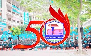 Trường THPT Chuyên - Đại học Vinh - 50 năm xây dựng và phát triển