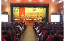 Báo cáo kết quả Đại hội Đảng bộ Trường lần thứ XXXI, nhiệm kỳ 2015-2020