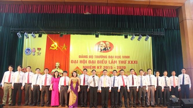 Thông báo phân công các đồng chí Uỷ viên Ban Chấp hành, Ủy viên Ban Thường vụ Đảng ủy Trường phụ trách các đảng bộ bộ phận, chi bộ