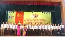 Chương trình làm việc toàn khóa của Ban Chấp hành Đảng bộ Trường XXXI