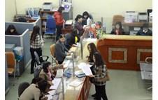 Các tài khoản giao dịch của Nhà trường tại Kho bạc Nhà nước tỉnh Nghệ An
