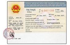 Quy trình xin thị thực tại Việt Nam giành cho SV nước ngoài