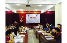 Khai giảng lớp bồi dưỡng giảng viên huấn luyện tiếng Anh cốt cán Quốc gia theo nhiệm vụ năm học 2015