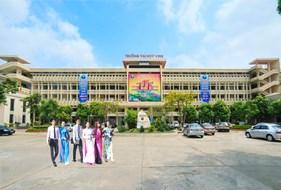 Công tác an ninh đảm bảo kỳ thi tuyển sinh cho trường Đại học Quốc gia Hà Nội tại Trường Đại học Vinh