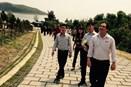 Công đoàn bộ phận Phòng bảo vệ tổ chức đi thắp hương tại mộ Đại Tướng Võ Nguyên Giáp ở Quảng Bình