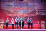 """Đoàn trường Đại học Vinh và 07 cá nhân được Trung ương Đoàn tặng bằng khen trong Cuộc thi """"Olympic các môn khoa học Mác - Lê nin và Tư tưởng Hồ Chí Minh"""" toàn quốc năm 2015"""