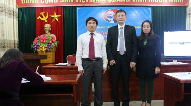 Đại hội Chi bộ Trung tâm THTN thành công tốt đẹp !