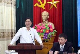 Hình ảnh về đại hội chi bộ Trung Tâm THTN năm 2015