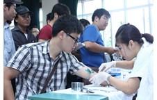 Thông báo nhận thẻ Bảo hiểm Y tế đối với sinh viên K54