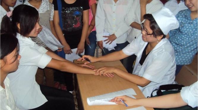 Thông báo nạp thẻ Bảo hiểm Y tế (BHYT) đối với HSSV thuộc diện chính sách
